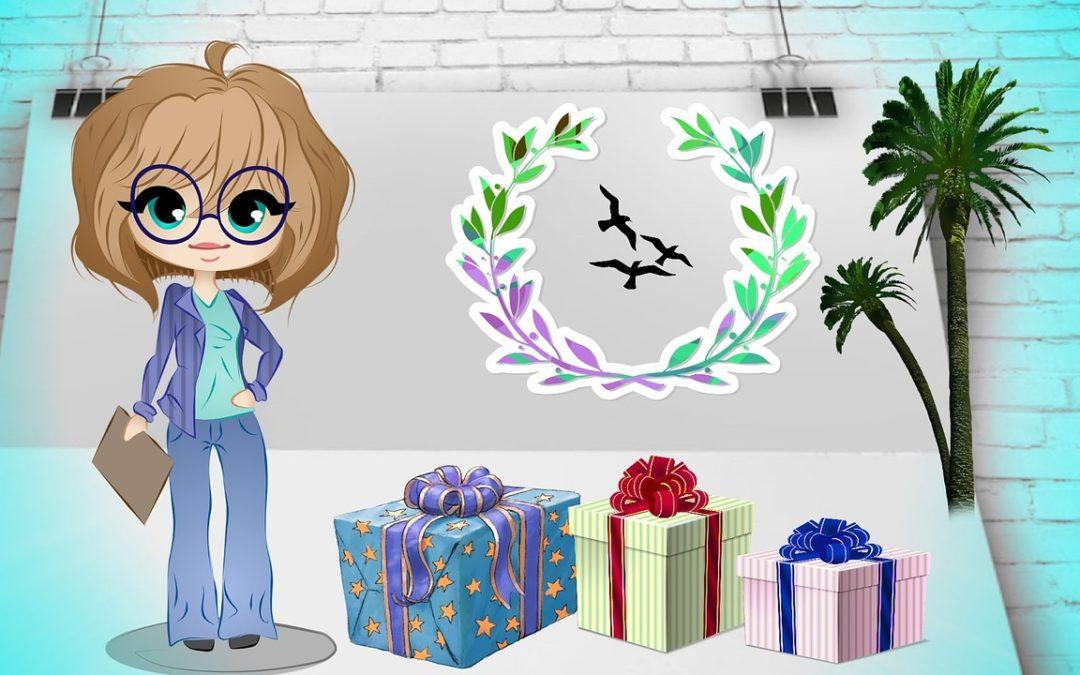 Salon professionnel : 4 bonnes raisons d'offrir des cadeaux d'entreprise à ses clients